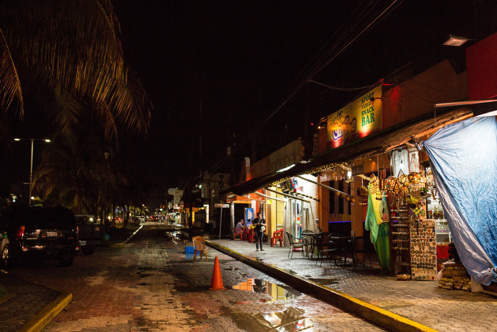 Belize and mexico