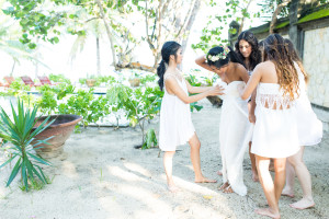 How to get the best from your bridal preparation photos.
