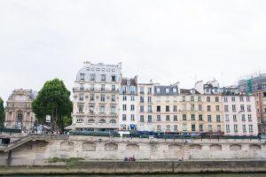 Honeymoon in Paris.