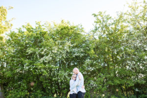 Yorkshire Engagement Shoot: Lloyd & Heather