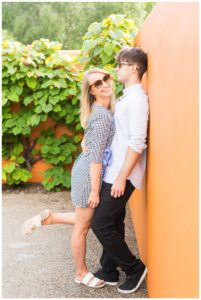 Harlow Carr Engagement Shoot : Jack and Vickie