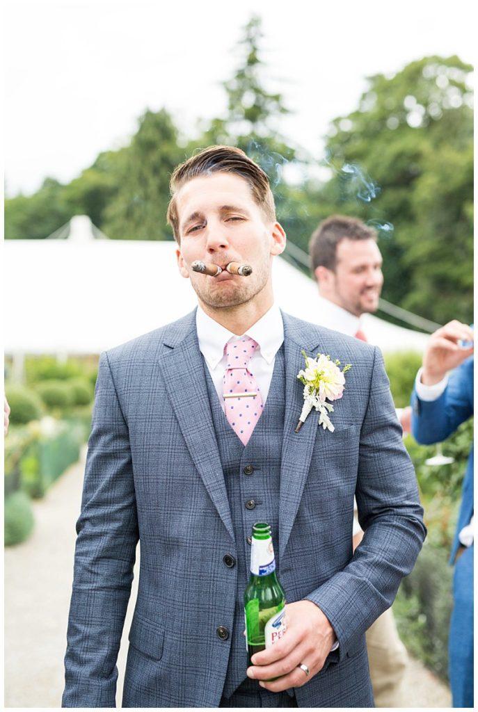 Middleton Lodge Summer Wedding