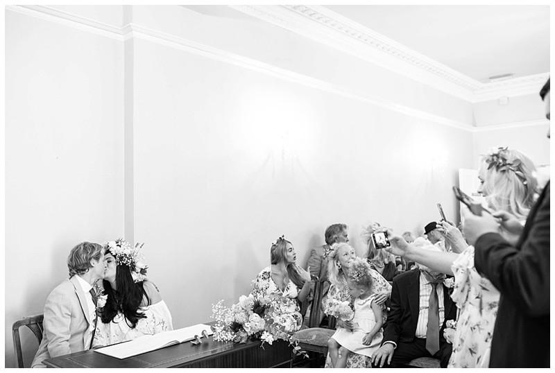 Harrogate boho wedding