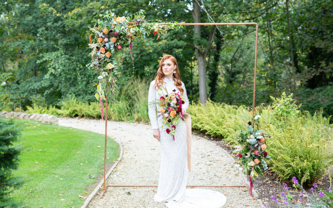 FEATURED : Brides Up North – Bowcliffe Hall styled shoot.