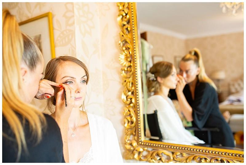 bridal preparation, makeup artist, bridal makeup