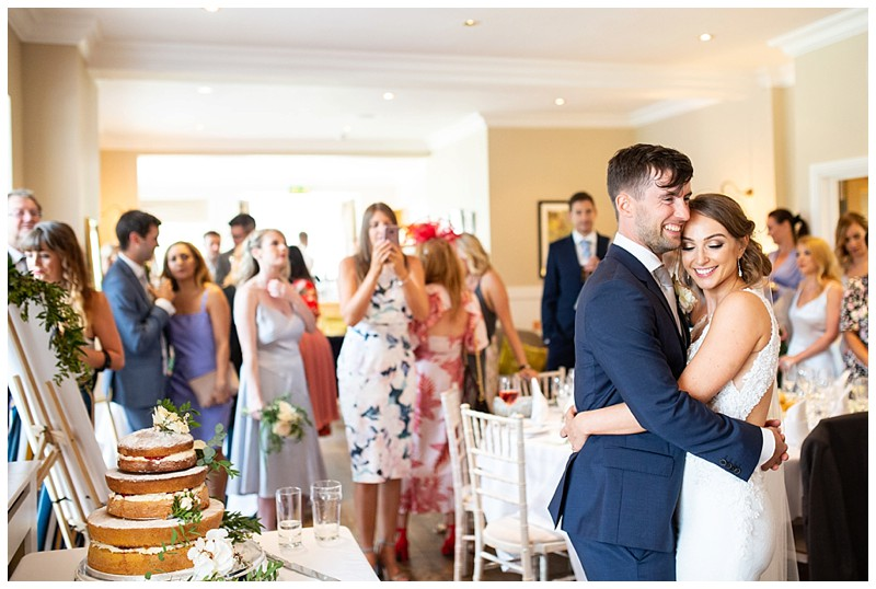 wedding reception losehill hotel and spa