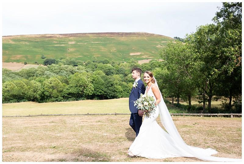 losehill wedding portraits