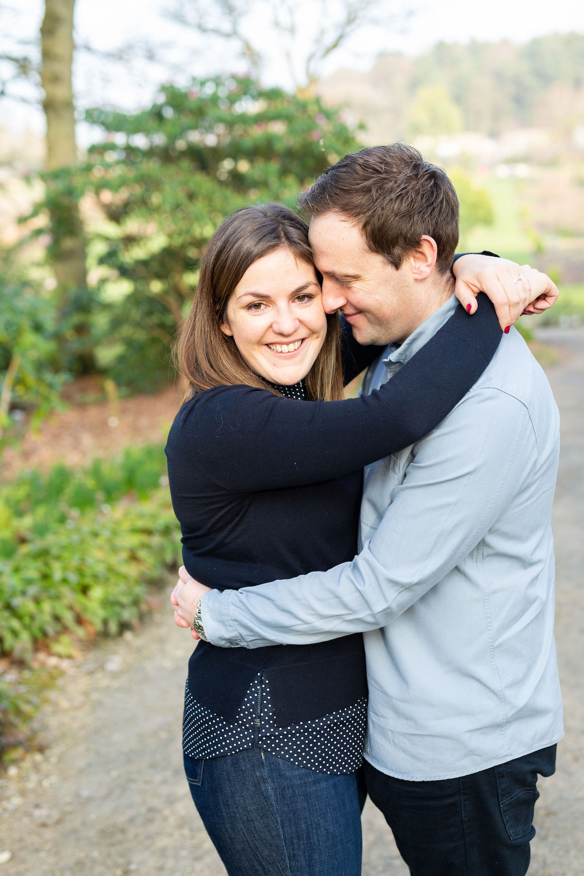 Harlow Carr Engagement Shoot