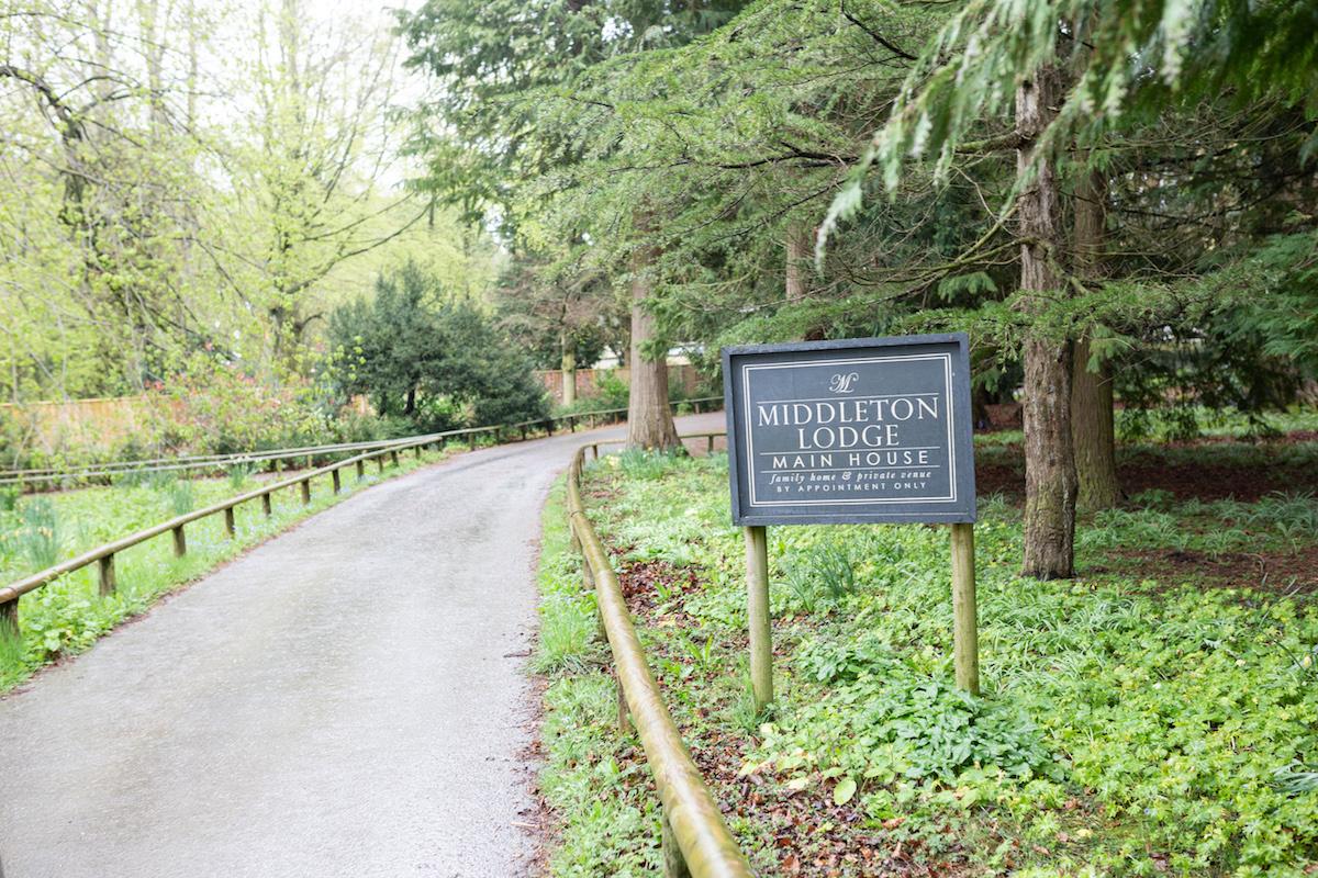 Middleton Lodge Wedding Photographer