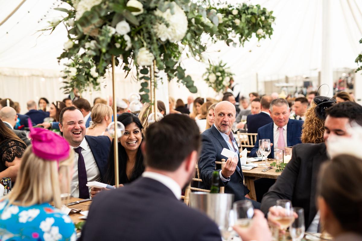 Middleton Lodge Wedding Photographer, Wedding flowers middleton lodge, wedding reception, bride portraits, wedding breakfast middleton lodge