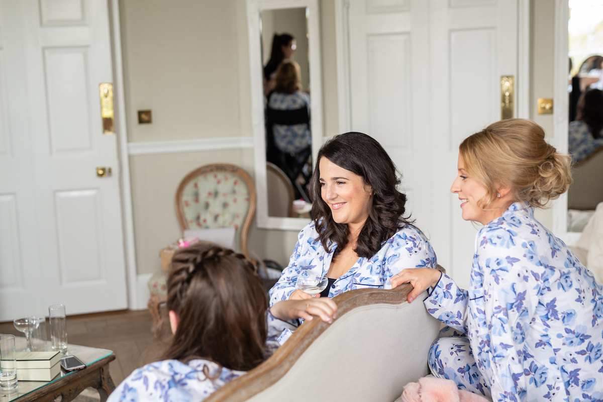 Middleton Lodge Wedding Photographer, Bridesmaids