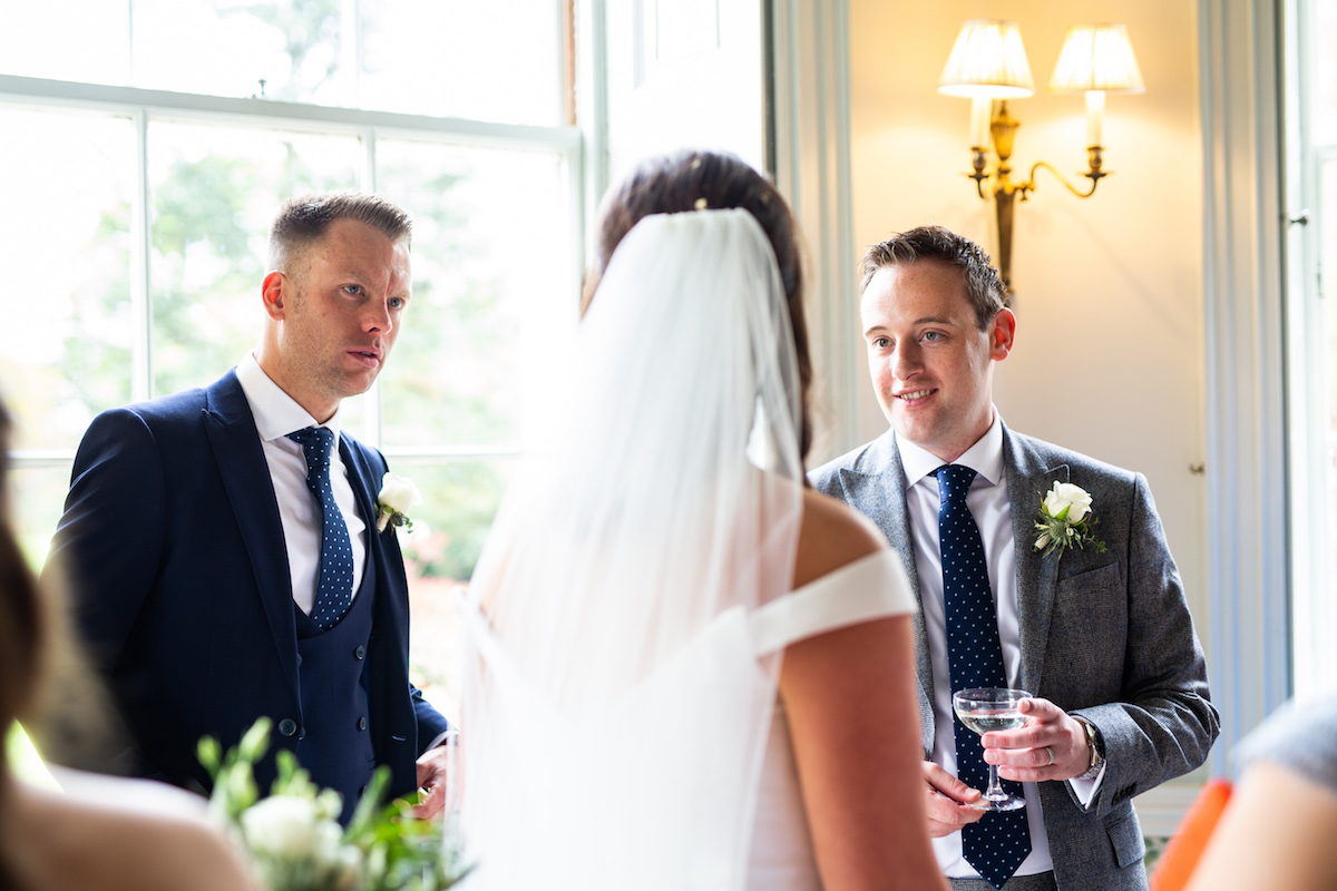 Middleton Lodge Wedding Photographer, Wedding flowers middleton lodge, wedding reception