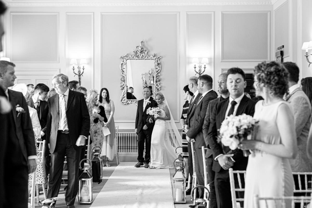 Bowcliffe Hall Wedding North Yorkshire