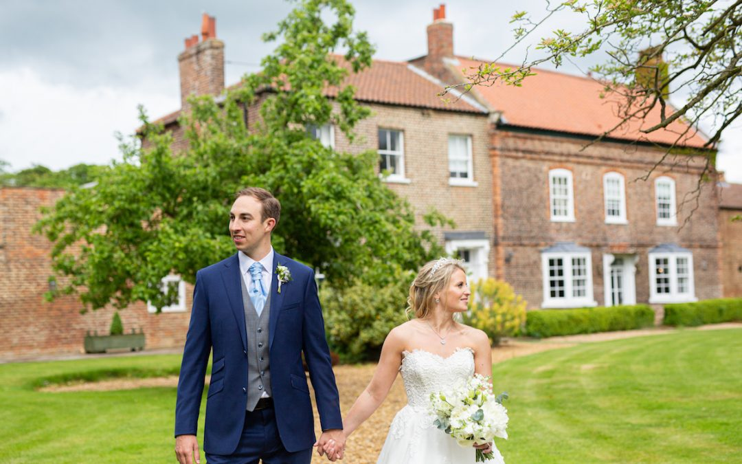 Hornington Manor: Thomas & Tiffany