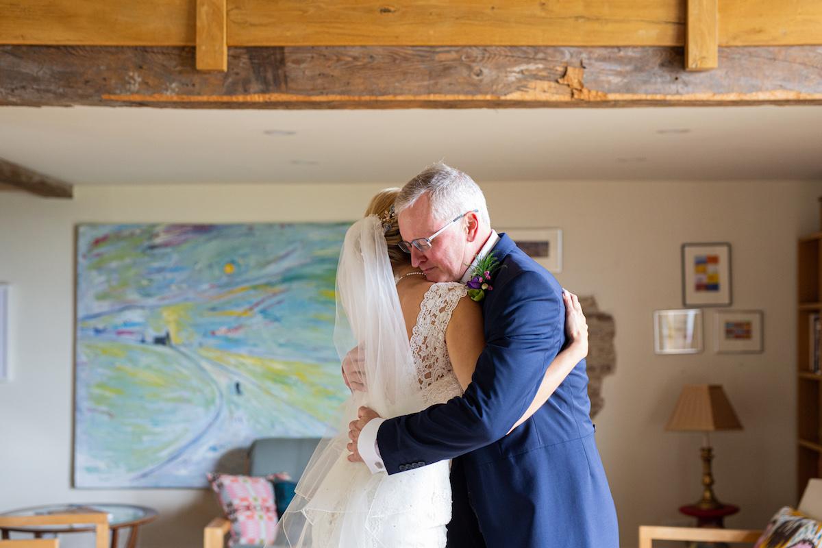 Tithe Barn Wedding