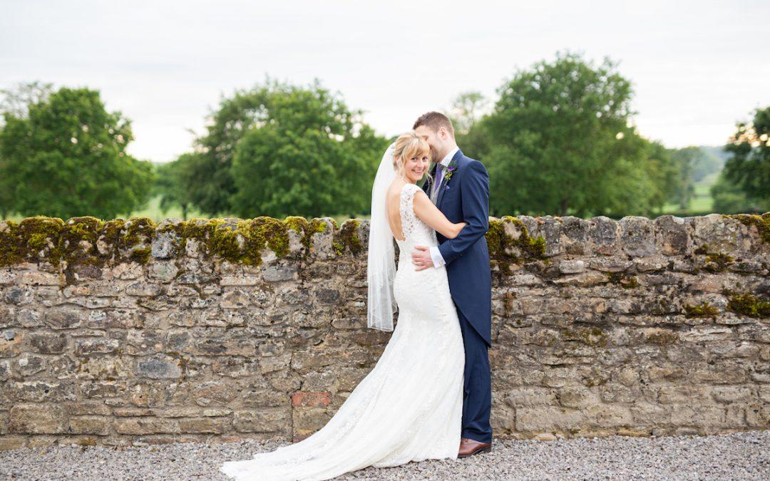 The Tithe Barn Wedding: James & Kathryn
