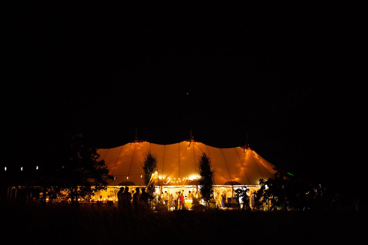 PapaKata Sperry tent Yorkshire