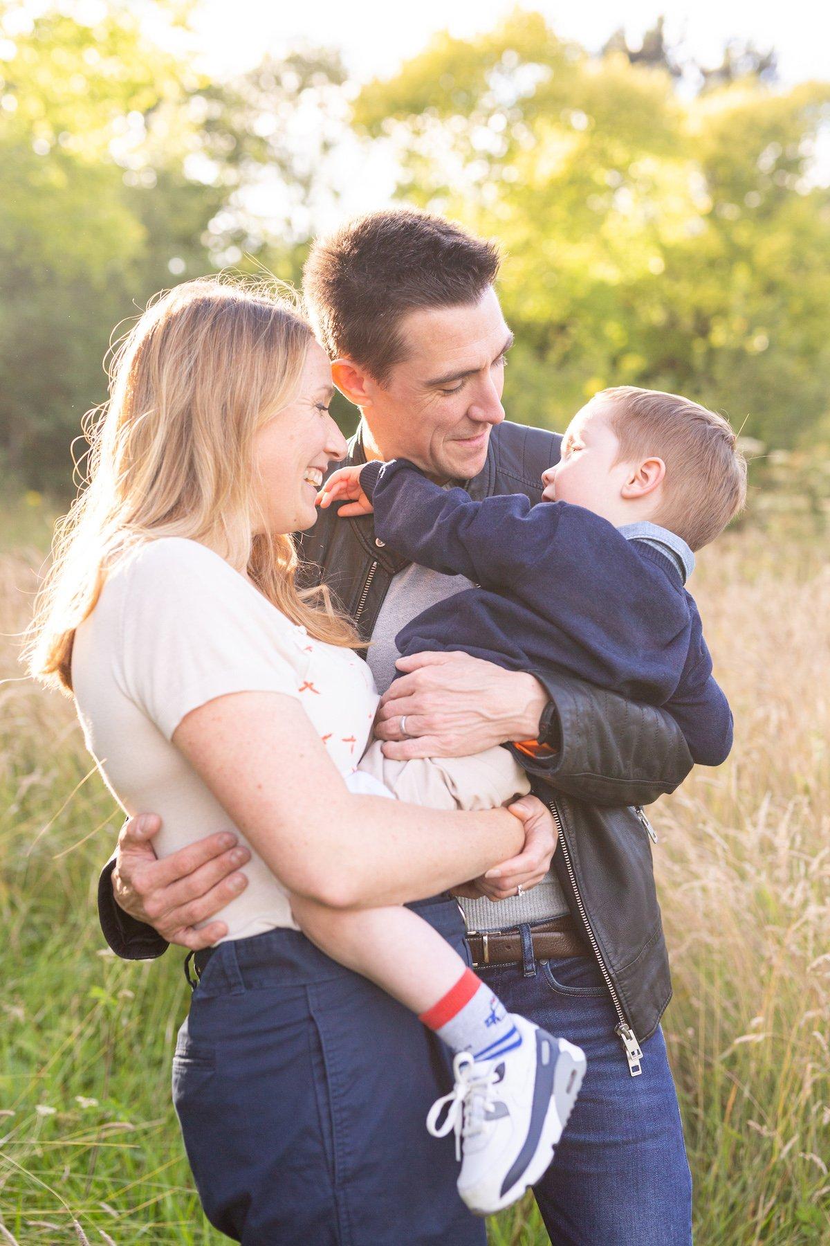 lifestyle family shoot