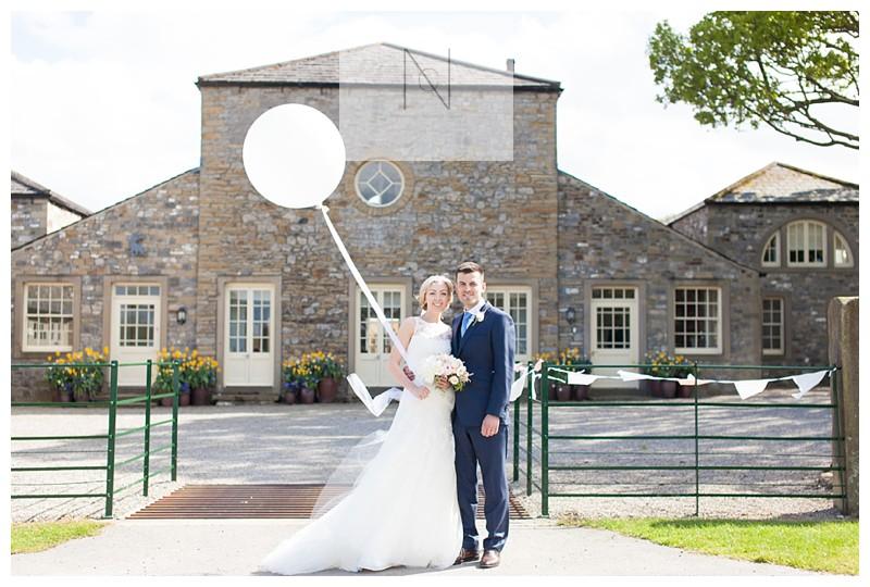 Spring wedding Broughton Hall Eden SKipton