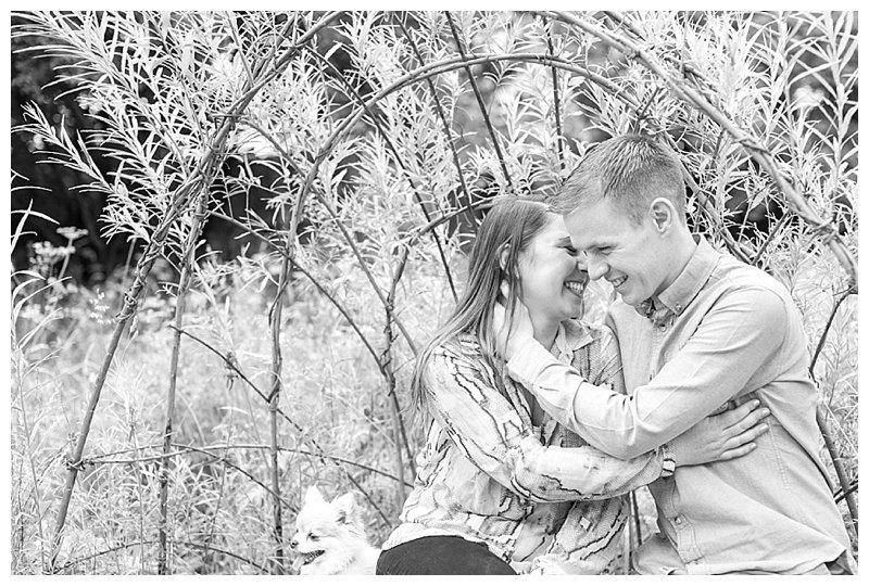 Oakwell Hall Engagement Shoot : Jonathan & Elizabeth