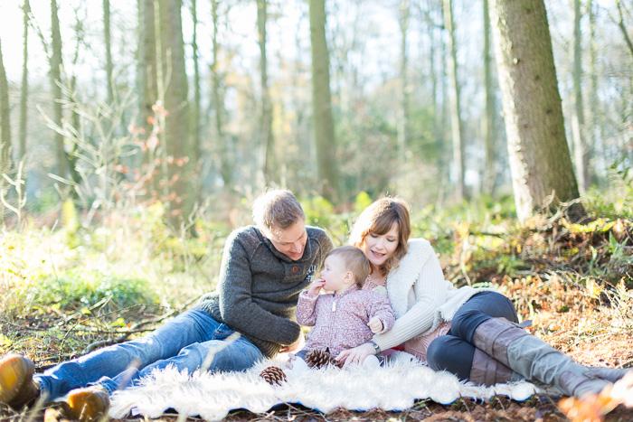 Swinsty Reservoir Family Shoot: Jamie, Laura & Rose.