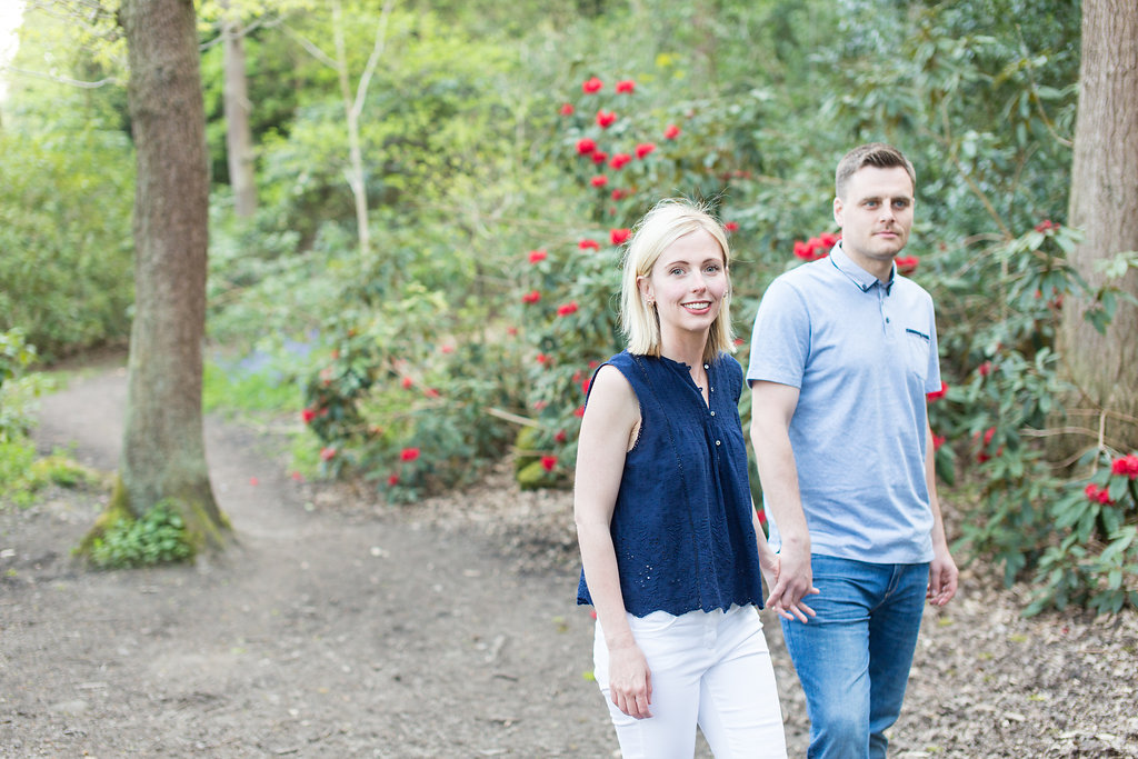 Hollies Engagement Shoot: Andy & Joanne