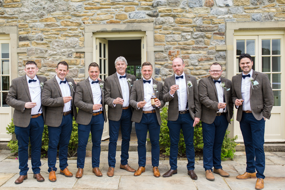 weddings at Eden Broughton Hall