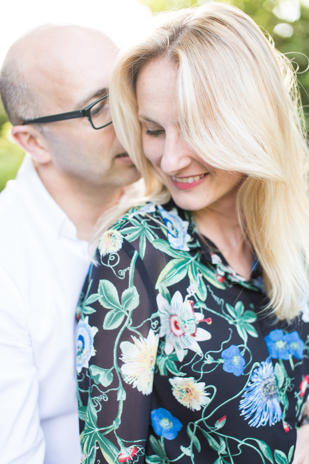 Valley Gardens Engagement Session: Kev & Abbe