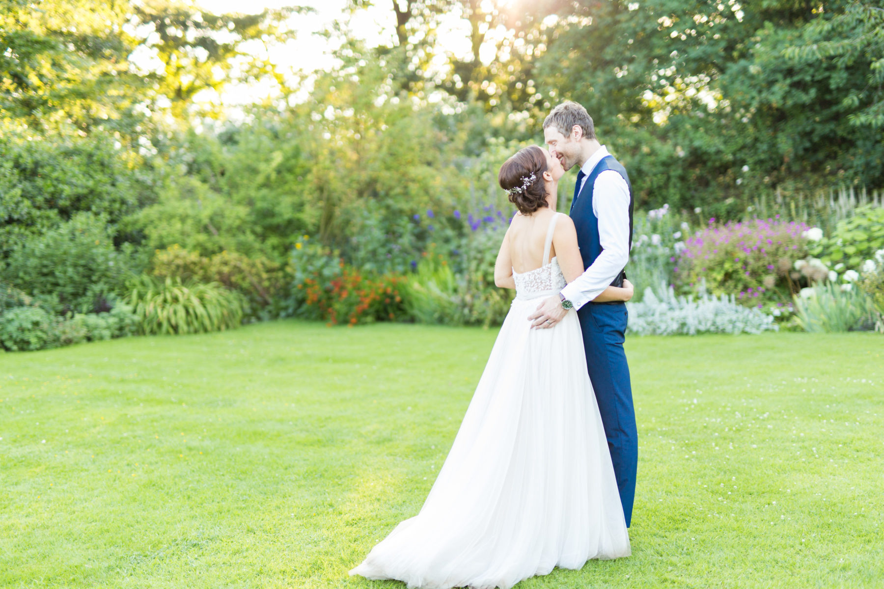 East Riddlesden Hall Wedding: Michael and Marianna