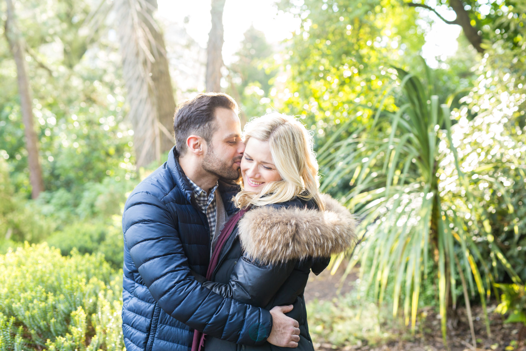 Valley Garden Engagement Shoot: Victoria and Ryan.