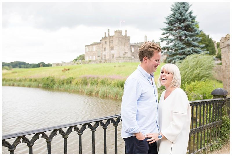 Ripley Castle Engagement Shoot