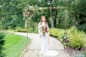 FEATURED : Brides Up North - Bowcliffe Hall styled shoot.