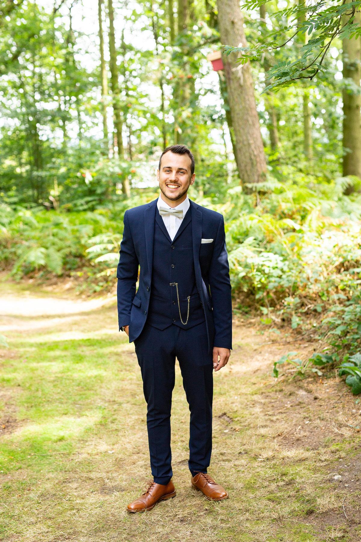 luxury diy wedding, Harrogate Wedding Photographer, groom style