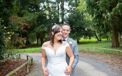 Middleton Lodge Wedding: Stuart and Laura