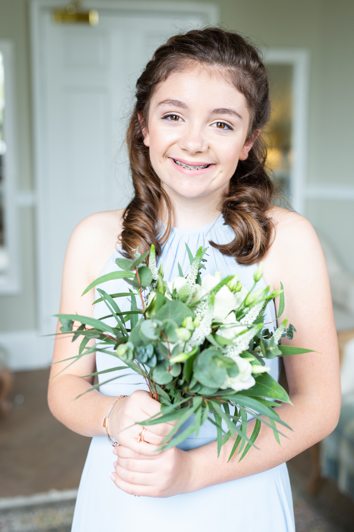 Middleton Lodge Wedding Photographer, Wedding flowers middleton lodge, bridal prep