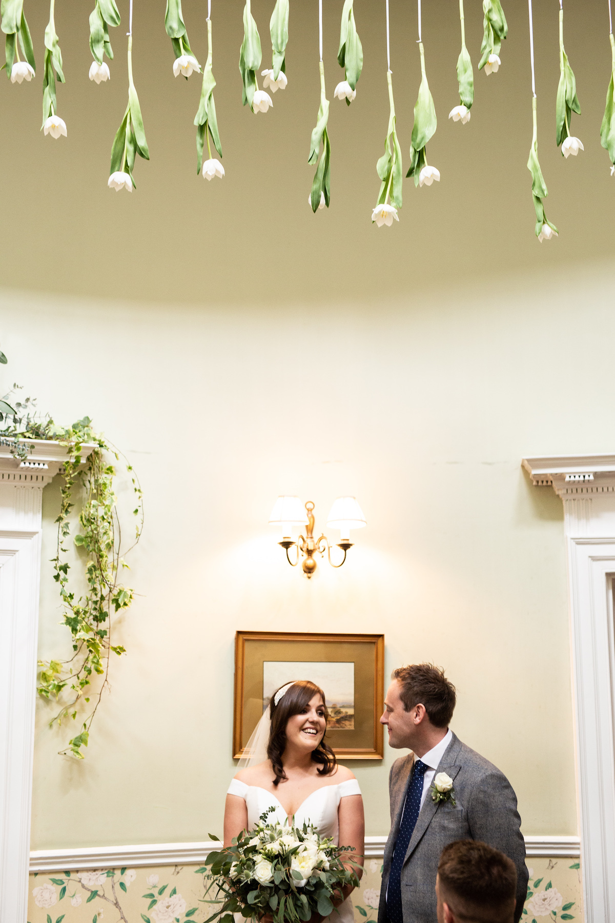 Middleton Lodge Wedding Photographer, Wedding flowers middleton lodge, wedding ceremony