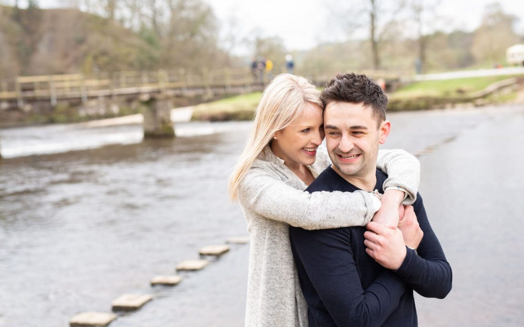 Bolton Abbey Engagement Shoot – Jon & Helen