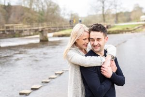 Bolton Abbey Engagement Shoot - Jon & Helen