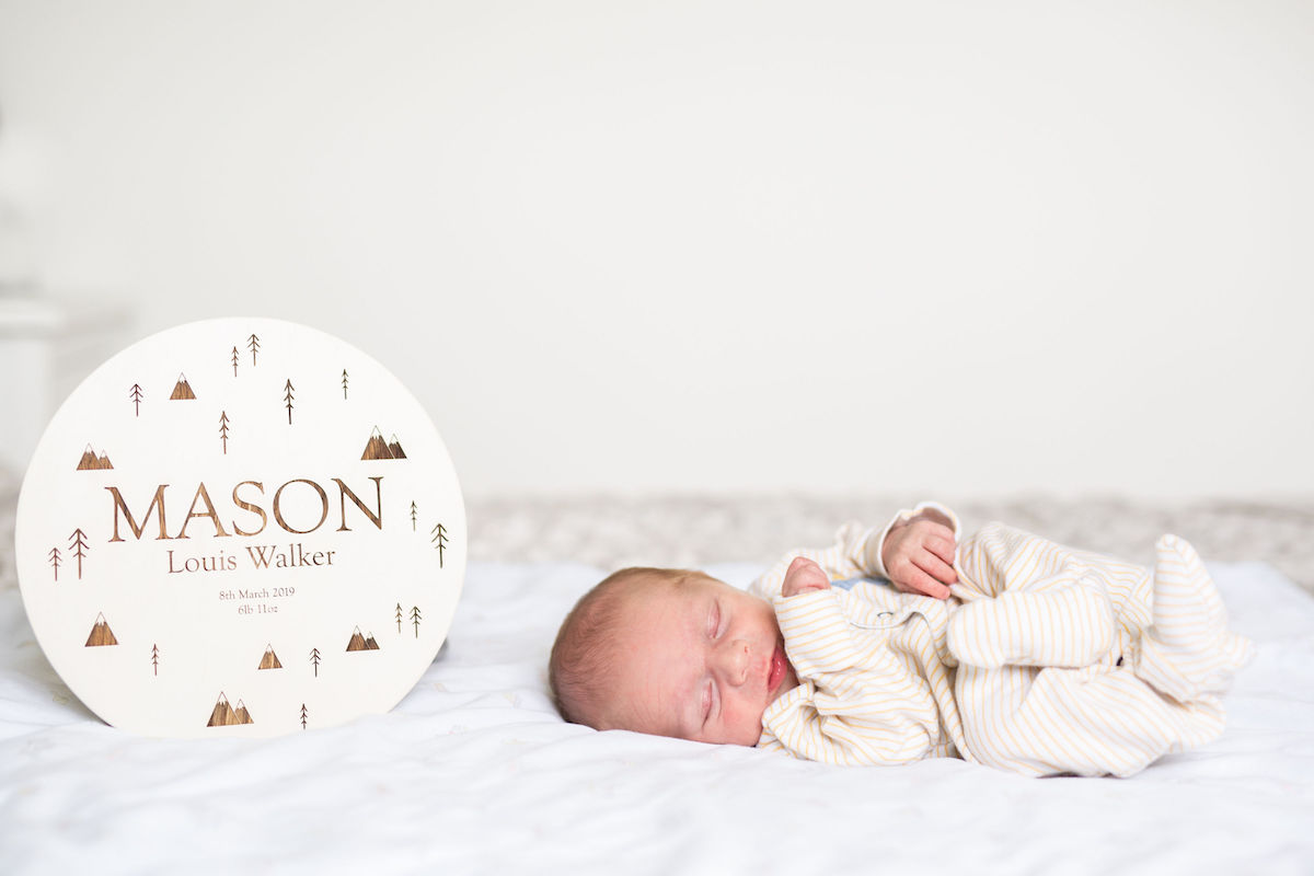 Natasha cadman newborn photography
