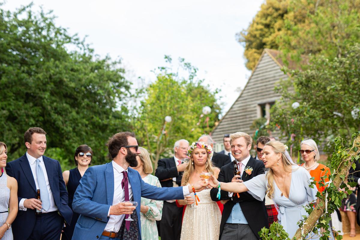 Boho Garden Wedding speeche