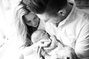 Leeds Newborn Photography: Baby Hugo