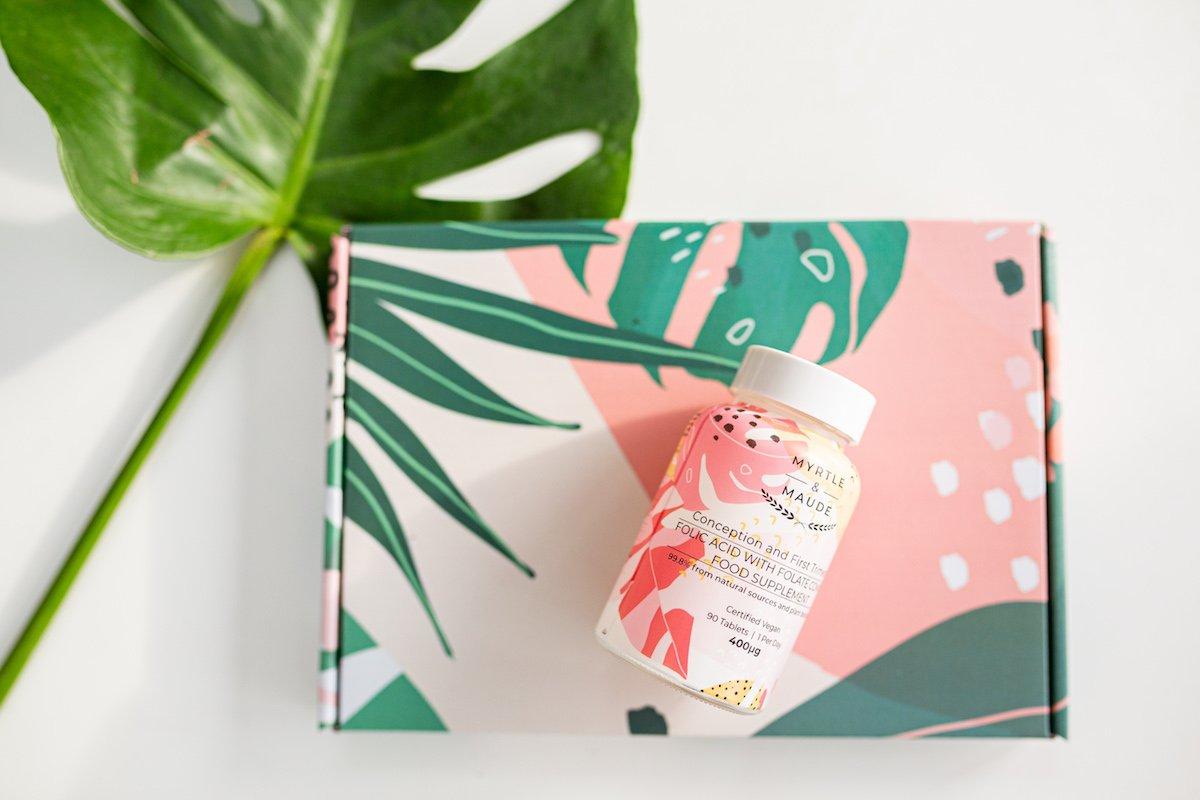 tropical packaging