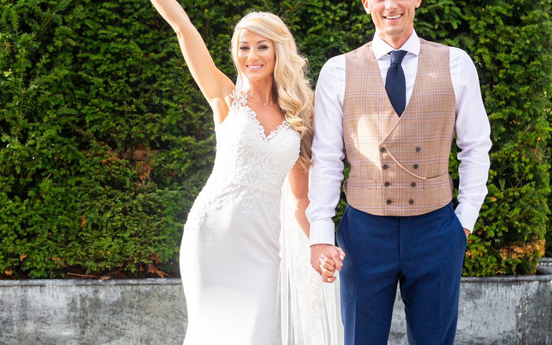 The Tithe Barn – Chris and Bryony