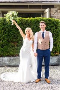 The Tithe Barn - Chris and Bryony
