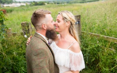 East Riddlesden Hall Wedding: Stewart & Kimberley